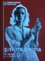 Plaquette : 19° Édition Extrême Cinéma, Cinémathèque Toulouse, 2018, Brigitte Lahaie - Magazines