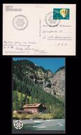 SCOUTING ESPERANTO BALLOON Switzerland 1979 Mi 1152 Esperanto Scouting...........................................f&b 616 - Switzerland