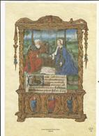Très Belle Reproduction D'une Nativité De L'école Française Du XVe Siècle - Religion & Esotericism