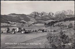 Austria - 6370 Reith Bei Kitzbühel Gegen Wilder Kaiser - Kitzbühel