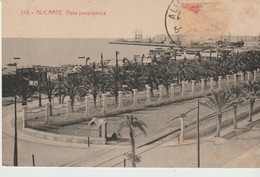 CPA - ALICANTE - VISTA PANORAMICA - 110 - THOMAS - Alicante