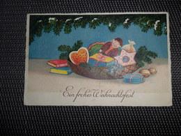 Carte Fantaisie   Fantasie - Cartes Postales