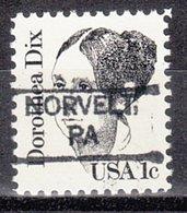USA Precancel Vorausentwertung Preo, Locals Pennsylvania, Norvelt 835 - Vereinigte Staaten