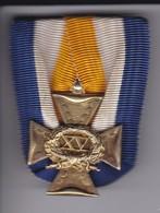 MEDALLA ORIGINAL DE LOS PAISES BAJOS AL ORDEN MILITAR XV (HOLANDA-HOLLAND) - Medallas Y Condecoraciones