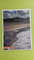 Cartolina CABO VERDE - Viaggiata - Postcard - Island Of S. Vicente - Salamansa Beach - Cap Vert