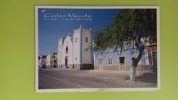 Cartolina CABO VERDE - Viaggiata - Postcard - Sal-Rei - Ilha Da Boavista - Cap Vert