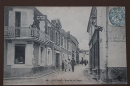 FOURAS (17) - RUE DE LA PLAGE - Fouras-les-Bains