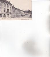 CPA 88 NEUFCHATEAU ,Collège De Garçons Et Rue Ste-Marie. - Neufchateau