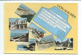 14/ CALVADOS.. LION Sur MER. Multi Vues - Autres Communes