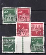 Berlin, ZD-Kombinationen W45-KZ 4, Gest. (T 5254) - [5] Berlin