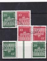 Berlin, ZD-Kombinationen W45-KZ 4, Gest. (T 5256) - [5] Berlin