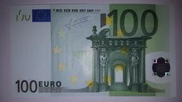 100 EURO Italy J021G4 Serie S Perfect UNC - 100 Euro