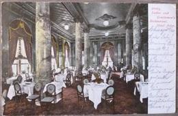USA.NEW-YORK CITY.HOTEL ASTOR.GENTLEMEN'S RESTAURANT.CIRCULE 1909.TBE. - Cafés, Hôtels & Restaurants