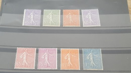 LOT 397350 TIMBRE DE FRANCE NEUF** LUXE N°193 A 205 SAUF 203 VALEUR 103 EUROS   DEPART A 1€ - France