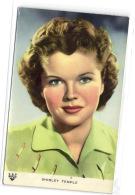 1 Postcard Actors Shirley Temple Thstar199 - Acteurs