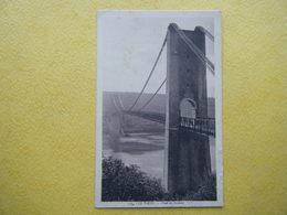 LE FAOU. Le Pont De Térénez. - France