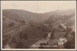 Monsal Dale, Derbyshire, 1930 - Sneath RP Postcard - Derbyshire