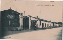 CPA 11 La NOUVELLE Hôtel De La Plage - Port La Nouvelle