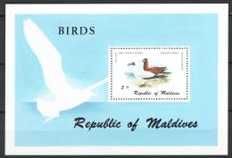 Maldive 1980 Y.T. BF 65 MNH VF - Maldive (1965-...)
