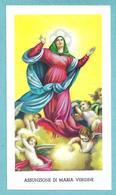 ED. GMI - NR. 178 - ASSUNZIONE DI MARIA VERGINE - Mm 58x104 (circa) - Religione & Esoterismo