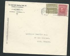 Lsc Du Guatemala Affranchie Pour La France En Fev 1929   Kub2509 - Guatemala