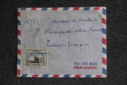 A.O.F - Lettre De COTE D' IVOIRE ( DIVO) Vers TOULOUSE - Briefe U. Dokumente