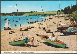Rock On The River Camel, Near Wadebridge, Cornwall, 1970 - John Hinde Postcard - Other