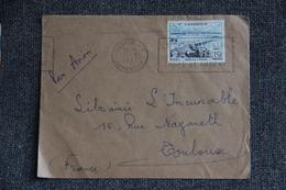 A.O.F - Lettre Du CAMEROUN (DOUALA ) Vers TOULOUSE - Storia Postale