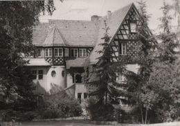 Schwielowsee-Ferch - Luther-Rüsthaus - 1977 - Ferch