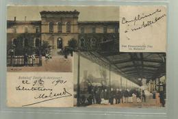"-Bahnhof  DEUTSCH-AVRICOURT .-- .* = """"   """" - Other Municipalities"