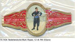 Vitolas Nederlandche Munt. Ropas. Ref. 14-1434 - Vitolas (Anillas De Puros)