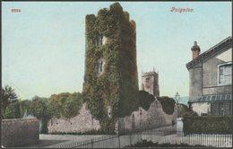 Coverdale Tower, Paignton, Devon, C.1905 - Blum & Degan Postcard - Paignton