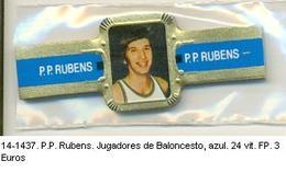 Vitolas P.P. Rubens. Jugadores De Baloncesto. Ref. 14-1437 - Vitolas (Anillas De Puros)