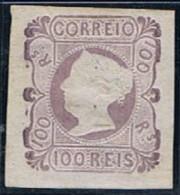 Portugal, 1853/63, # 4, Reimpressão, MNG - 1853 : D.Maria