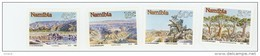 Namibie 1990-Paysage-Arbres-YT 628/31***MNH - Namibie (1990- ...)