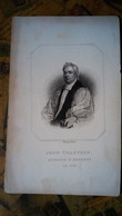 Arte, Art - Engraving, Incisione, Stampa - John Tillotson, Archbishop Of Canterbury - Kneller Pinx - 11x17.5cm - Other Collections