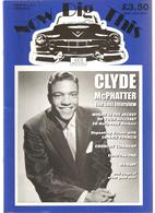 Now Dig This 100% Rock'n Roll  N°231 De JUIN 2002 CLYDE Mc PHATTER The Lost Interview - Divertissement