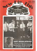 Now Dig This 100% Rock'n Roll  N°232 De Juillet 2002 THE WAILERS Tall & Cool - Divertissement