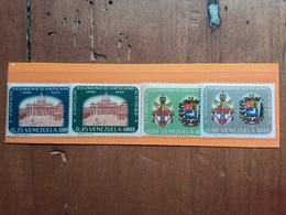 VENEZUELA - Concilio Ecumenico Vaticano II° 1962 PO+PA Nuovi ** + Spese Postali - Venezuela