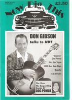 Now Dig This 100% Rock'n Roll  N°243 De JUIN 2003 DON GIBSON Talks To NDT - Divertissement