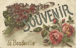 Boudeville (76 - Seine Maritime) Souvenir - France