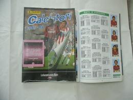 ALBUM PANINI CALCIATORI LA RACCOLTA COMPLETA 1995-96 GAZZETTA DELLO SPORT - Panini