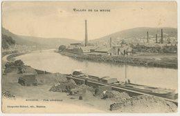 08-088 - ARDENNES - Vallée De La Meuse - NOUZON - Vue Générale - France