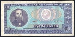Romania - 100 Lei 1966 - P97 - Rumania
