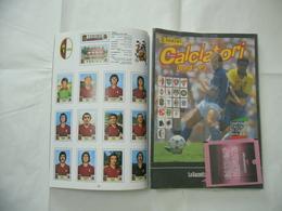 ALBUM PANINI CALCIATORI LA RACCOLTA COMPLETA 1994-1995 GAZZETTA DELLO SPORT - Edizione Italiana