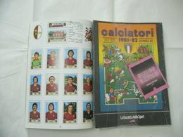 ALBUM PANINI CALCIATORI LA RACCOLTA COMPLETA 1981-1982 GAZZETTA DELLO SPORT - Edizione Italiana