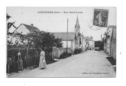 PF3439 - Dompierre-sur- Besbre - Rue Saint-Louis - France