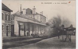 Alençon  La Gare ( Intérieur ) - Alencon