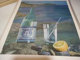 ANCIENNE PUBLICITE BASSIN DE VICHY 1962 - Posters