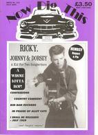 Now Dig This 100% Rock'n Roll  N°316 De JUILLET 2009  RICKY, JOHNNY & DORSEY - Divertissement